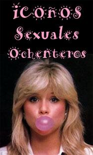 Iconos sexuales ochenteros