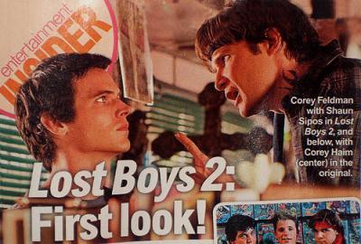 Primera imagen de Lost Boys 2!!!