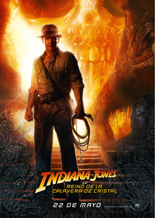 TRAILER EN ESPAÑOL DE INDIANA JONES IV