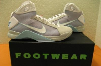 Nike Marty McFly's 'Back to the Future II' Sneakers!